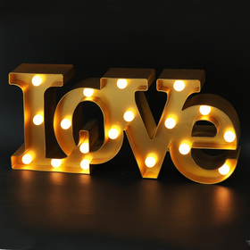 BRIGHT ZEAL Decorative LED Marquee Sign